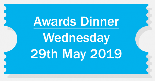 Awards Dinner Ticket 2019