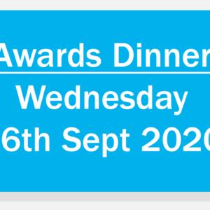 Awards Dinner Ticket 2020